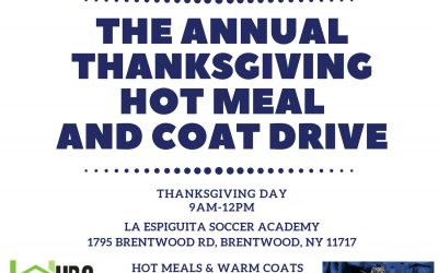 Thanksgiving Soup Kitchen Event
