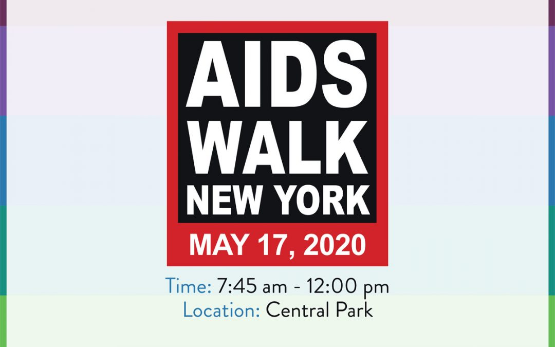 AIDS Walk New York, May 17
