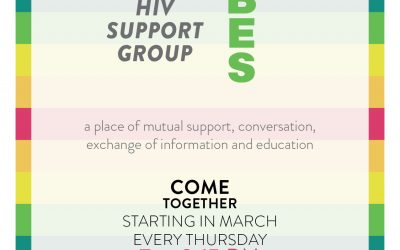 Positive Vibes: HIV Support Group