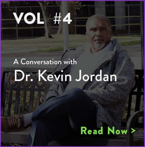Limelight Volume #4: A conversation with Dr. Kevin Jordan
