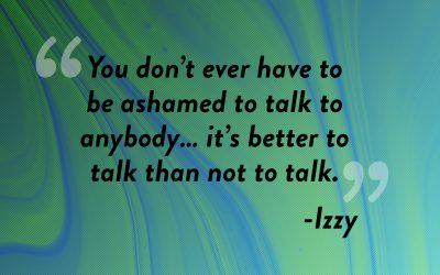 Mental Health Awareness Month Interview Izzy