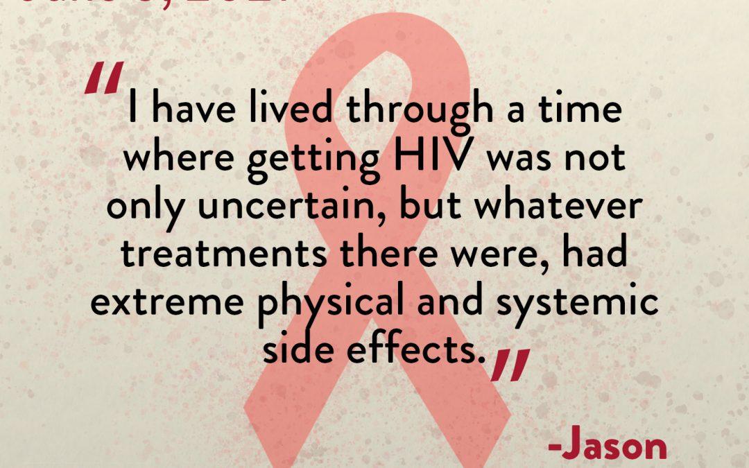 HIV Long-Term Survivors Awareness Day 2021